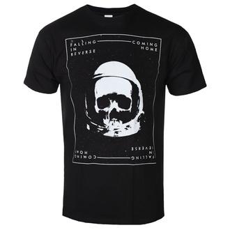 Herren T-shirt Falling In Reverse - Skelmet - Schwarz, KINGS ROAD, Falling In Reverse