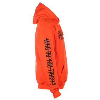 Herren Kapuzenpullover Papa Roach - WDYT Blaze - Orange, KINGS ROAD, Papa Roach
