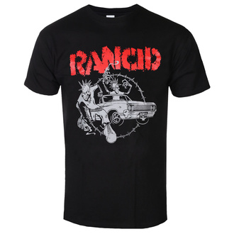 Herren T-shirt Rancid - Cadillac - Schwarz, KINGS ROAD, Rancid