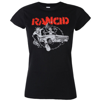 Damen T-shirt Rancid - Cadillac Fitted - Schwarz, KINGS ROAD, Rancid