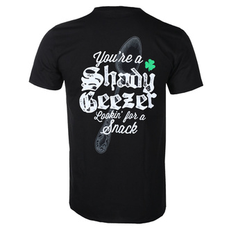 Herren T-shirt Dropkick Murphys - Shady Geezer - Schwarz, KINGS ROAD, Dropkick Murphys