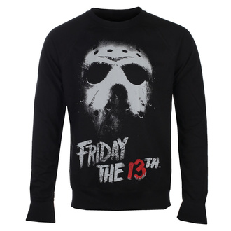 Herren Sweatshirt Friday The 13th - Black - HYBRIS, HYBRIS, Friday the 13th