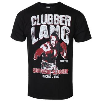Herren T-Shirt Rocky - Clubber Lang - Schwarz - HYBRIS, HYBRIS, Rocky