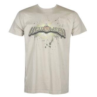 Herren T-Shirt HELLOWEEN - Unarmed - Sand - NUCLEAR BLAST, NUCLEAR BLAST, Helloween