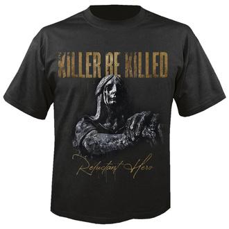 Herren T-Shirt KILLER BE KILLED - Reluctant hero - NUCLEAR BLAST, NUCLEAR BLAST