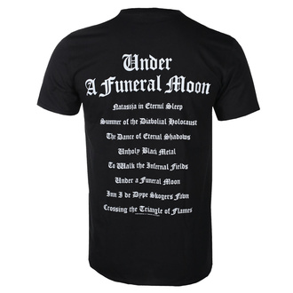 Herren T-Shirt Darkthrone - Under A Funeral Moon - RAZAMATAZ, RAZAMATAZ, Darkthrone