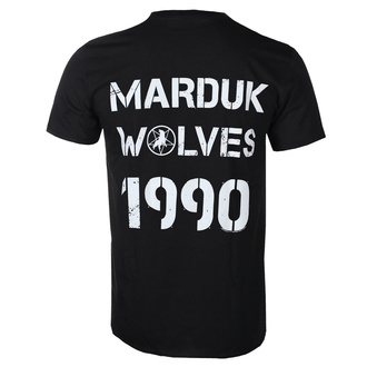 Herren T-Shirt Marduk - Marduk Wolves 1990 - RAZAMATAZ, RAZAMATAZ, Marduk
