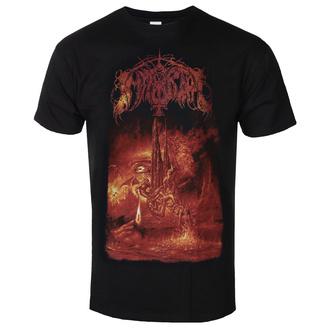 Herren T-Shirt Immortal - Damned In Black 2020 - RAZAMATAZ, RAZAMATAZ, Immortal