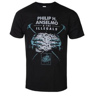 Herren T-Shirt Philip H. Anselmo & The Illegals - Brain - RAZAMATAZ, RAZAMATAZ, Philip H. Anselmo & The Illegals