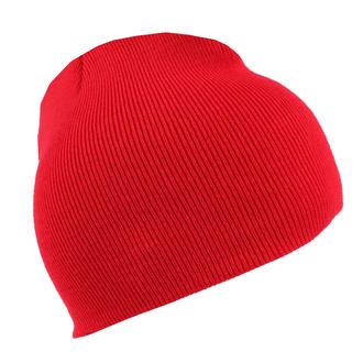 BeanieMütze GUTALAX - classic red Beanie - weiß - ROTTEN ROLL REX, ROTTEN ROLL REX, Gutalax