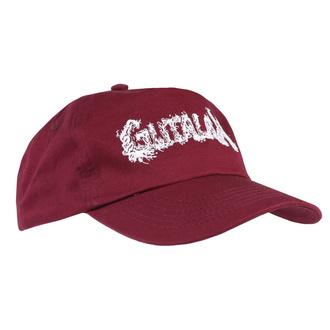 Kappe Cap GUTALAX - rotwein - weiß - ROTTEN ROLL REX, ROTTEN ROLL REX, Gutalax