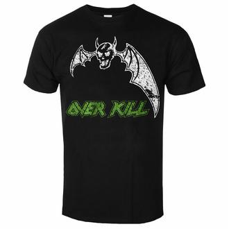 Herren T-Shirt Overkill - Power in Black, ART WORX, Overkill
