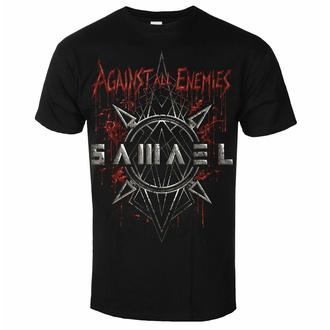 Herren T-Shirt Samael - Against All Enemies, ART WORX, Samael