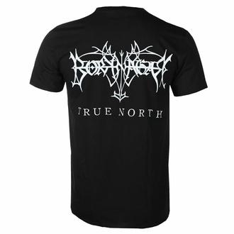Herren T-Shirt Borknagar - True North, ART WORX, Borknagar