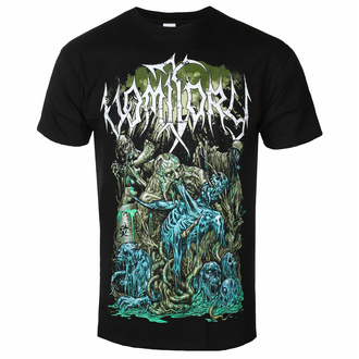 Herren T-Shirt Vomitory - From The Fiery Pits - ART WORX