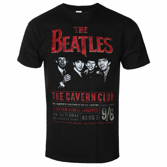 Herren T-Shirt Beatles - Cavern '63 Uni, ROCK OFF, Beatles