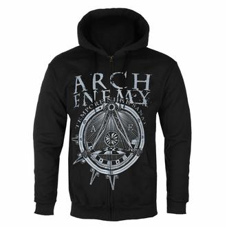 Herren Hoodie Arch Enemy - Symbol War - ART WORX - 087778-001