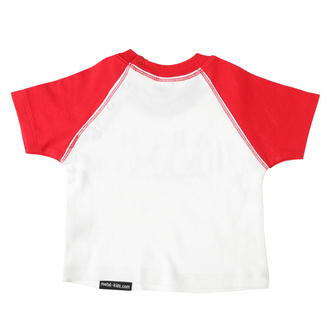 Kinder T-Shirt Arch Enemy - rot / Weiß, NNM, Arch Enemy