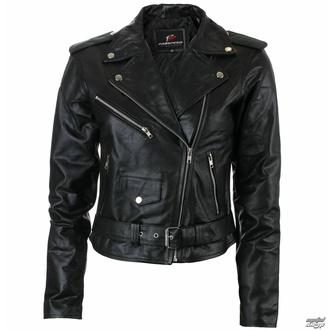 Damenjacke (Metal Jacke) MOTOR - DAMAGED
