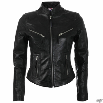 Damen Lederjacke OSX - GILDA - DAMAGED