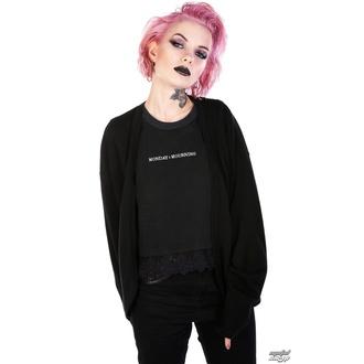 Damen Sweatshirt DISTURBIA - Pentagram - DAMAGED