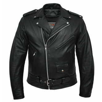 Herrenjacke (Metal Jacke) UNIK - DAMAGED