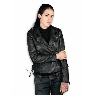Damenjacke (Metal Jacke) - WONDER WOMAN - LAMEV MET/SCHWARZ, NNM, Wonder Woman