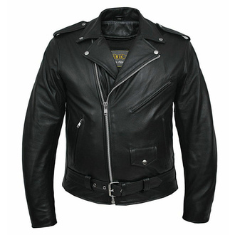 Herrenjacke (Metal Jacke) - lang - UNIK - 13.ZO - DAMAGED