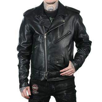 Herrenjacke (Metal Jacke) - lang - UNIK - 13.ZO - DAMAGED