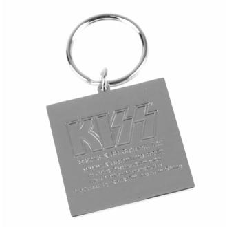 Schlüsselanhänger KISS, ROCK OFF, Kiss