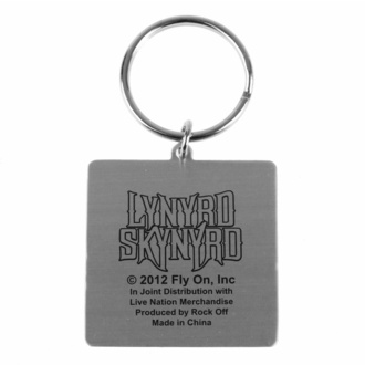 Schlüsselanhänger LYNYRD SKYNYRD, ROCK OFF, Lynyrd Skynyrd