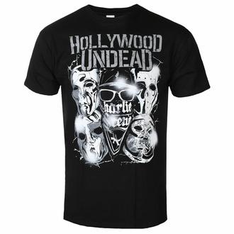 Herren Hoodie HOLLYWOOD UNDEAD - METAL MASKS - PLASTIC HEAD, PLASTIC HEAD, Hollywood Undead