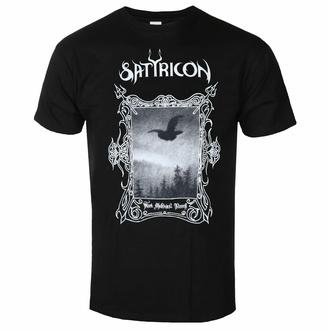 Herren T-Shirt SATYRICON - DMT 2021 - SCHWARZ, NNM, Satyricon