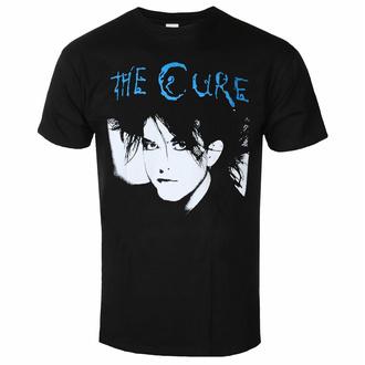 Herren T-Shirt THE CURE - black & blue, NNM, Cure