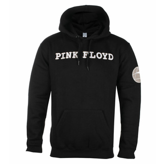 Herren Kapuzenpullover Pink Floyd - Logo & Prism - Applique, ROCK OFF, Pink Floyd
