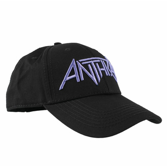 Cappy Anthrax - Logo, ROCK OFF, Anthrax