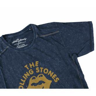 Herren T-Shirt Rolling Stones - NYC '75 - Snow Wash, ROCK OFF, Rolling Stones
