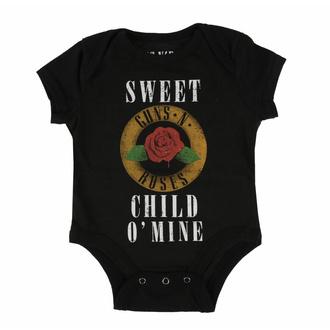 Baby-Body Guns N' Roses - Child O' Mine Rose, ROCK OFF, Guns N' Roses