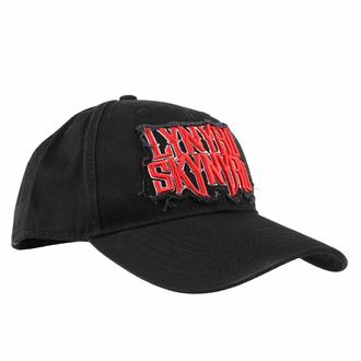 Cappy Lynyrd Skynyrd - Logo, ROCK OFF, Lynyrd Skynyrd