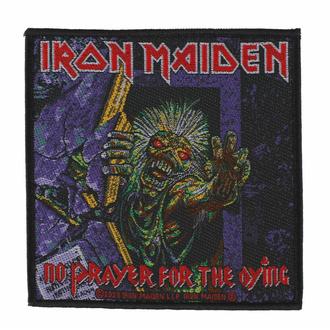 Patch IRON MAIDEN - NO PRAYER FOR THE DYING, RAZAMATAZ, Iron Maiden