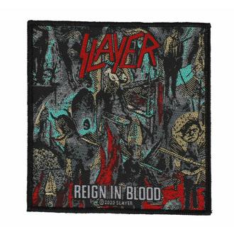 Patch SLAYER - REIGN IN BLOODSLAYER - REIGN IN BLOOD, RAZAMATAZ, Slayer
