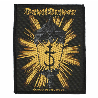 Patch DEVILDRIVER - LANTERN, RAZAMATAZ, Devildriver