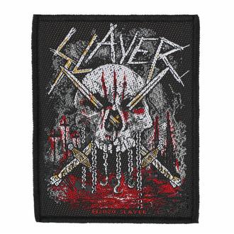 Patch SLAYER - SKULL & SWORDS, RAZAMATAZ, Slayer
