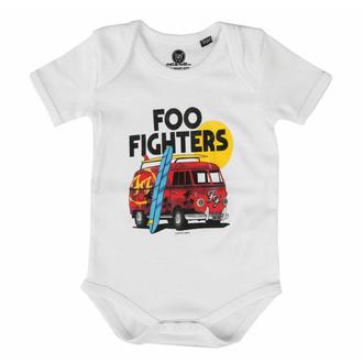 Babybody Foo Fighters - (Van) - mehrfarbig, Metal-Kids, Foo Fighters