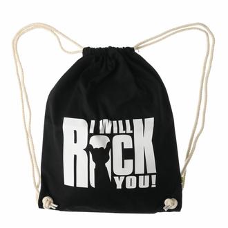 Rucksack I will rock you, Metal-Kids