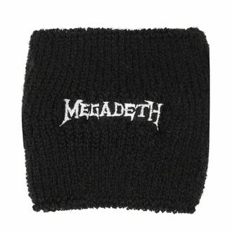 Armband MEGADETH - LOGO - RAZAMATAZ, RAZAMATAZ, Megadeth