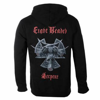 Herren-Sweatshirt IMPALED NAZARENE - EIGHT HEADED SERPENT, RAZAMATAZ, Impaled Nazarene