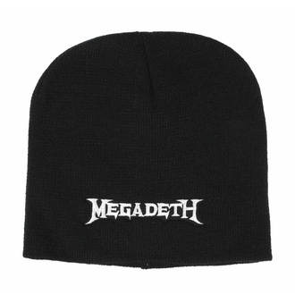 Mütze MEGADETH - LOGO, RAZAMATAZ, Megadeth