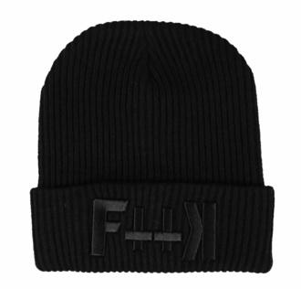 Mütze HYRAW - SCHWARZ F++K, HYRAW