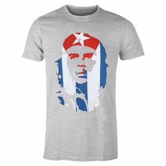 Herren T-Shirt Che Guevara - Star & Stripes - GRAU - ROCK OFF, ROCK OFF, Che Guevara